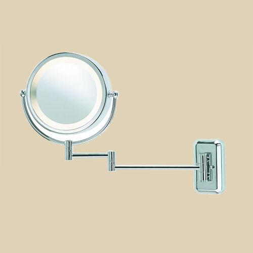 Бра для ванной комнаты Markslojd Face 246012 1х15Вт E14 белый/металл