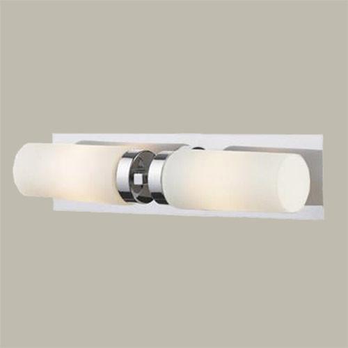 Бра для ванной комнаты Markslojd Norrsundet 102478 2х40Вт E14 белый/металл