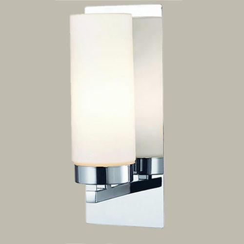 Бра для ванной комнаты Markslojd Norrsundet 102476 1х40Вт E14 белый/металл