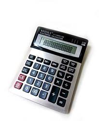 Калькулятор бухгалтерский настольный Keenly CT-1200V