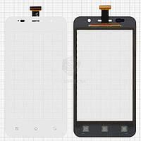 Сенсор Prestigio MultiPhone 4322 Duo Pioneer E60W Оригинал Белый