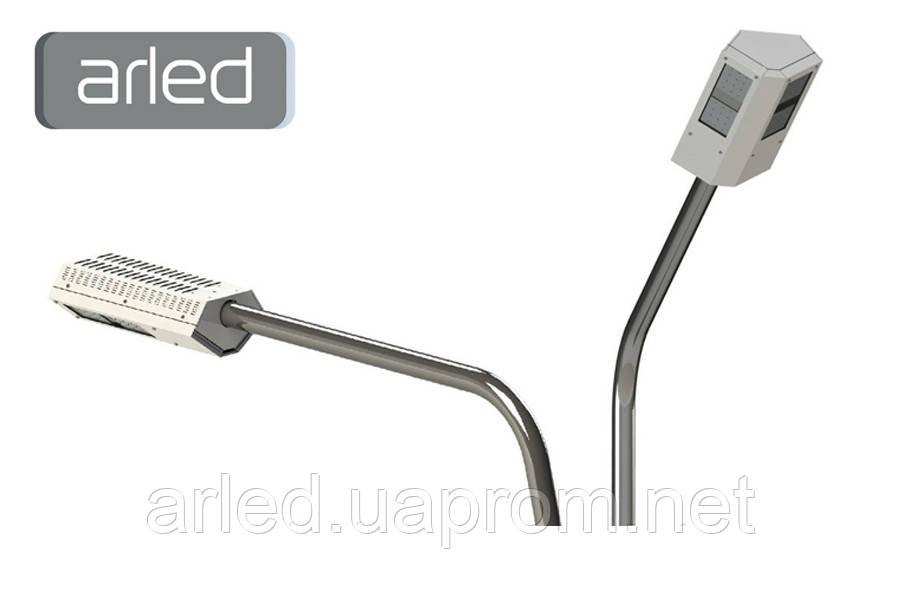 Светильник светодиодный LED 120W, консольный для уличного освещения. ODCD-120W-A+