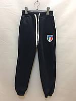 Спортивні штани дитячі для хлопчика 4-8 років, темно-сині