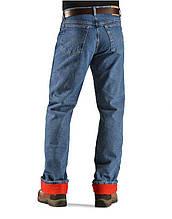 Термо джинсы Wrangler Rugged Wear® Thermal Jean Stonewashed