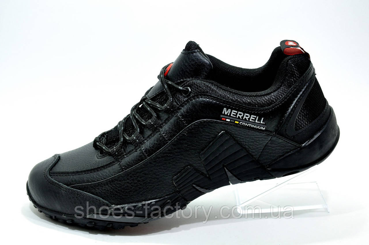 Кроссовки мужские в стиле Merrell Intercept, Black