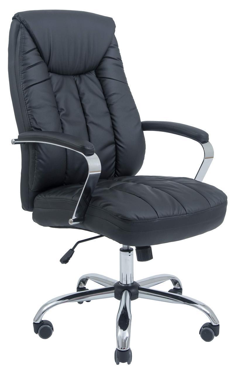 Кресло Корсика AnyFix черный