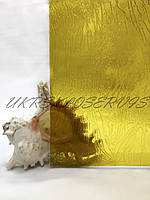 Стекло Лагуна желтая, фото 1