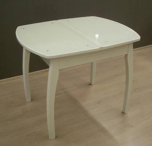 Стол обеденный стеклянный  WT35 , Exm, фото 2