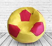 Кресло мешок Мяч футбольный (кожзаменитель)