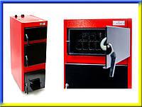 Котел для индивидуального отопления твердотопливный 22НМ на 20 кВт