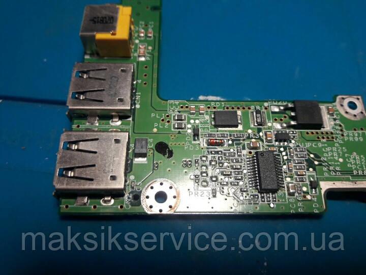 Разъем питания + USB от ACER Aspire 4520 (DA0Z03PB6E0)