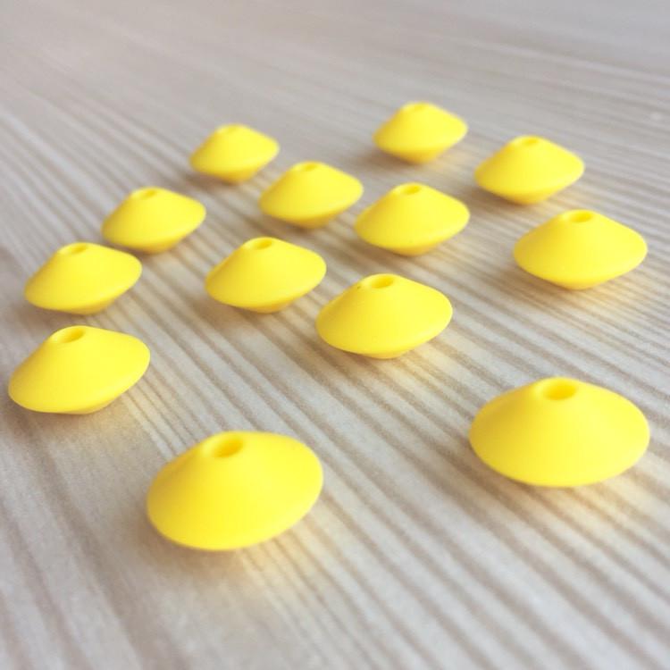 Плоская (желтый) разделитель букв