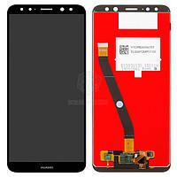 Дисплей Huawei Mate 10 Lite Оригинал с сенсорным стеклом Черный