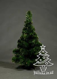 "Ёлка  ""Натуральная"" 0,6 м ель ели ёлка ёлки елка елки сосна искусственная штучна ялинка ялинки сосни"