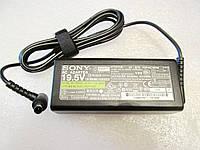 Блок питания Sony 64W VGP-AC19V48 19.5V, 3.3A, разъем 6.5/4.4 (pin inside) [2-pin] ОРИГИНАЛЬНЫЙ