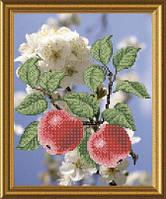 Набір для вишивання бісером Яблуневий цвіт.  СКМ-15ч