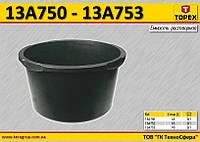 Емкость растворная круглая  45л,  TOPEX  13A750