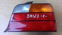 Задній ліхтар BMW 3 E-36 sedan Heckleuchte 1 387 045  ( R )