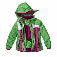 Лыжная термо куртка для девочки Crivit  р.122/128