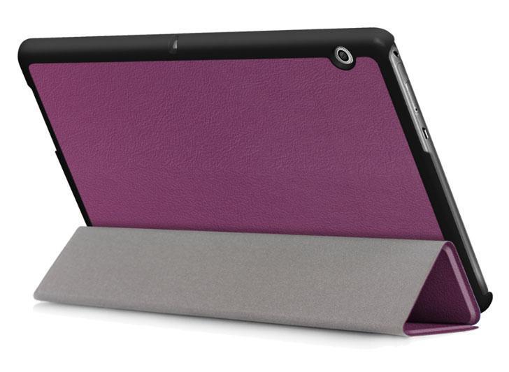 "Чехол Primo для планшета HUAWEI MediaPad T3 10 9.6"" (AGS-L09 / AGS-L03) - Slim Purple"