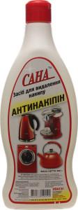 Средство Антинакипин САНА для удаления накипи, минеральных отложений с чайников 500г