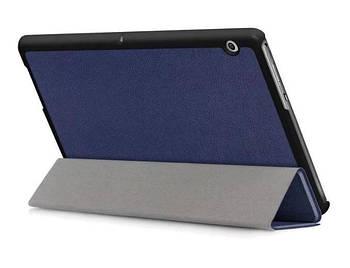 "Чехол для планшета HUAWEI MediaPad T3 10 9.6"" (AGS-L09 / AGS-L03) - Slim Dark Blue"