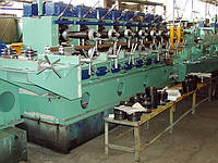 Pipe line machine