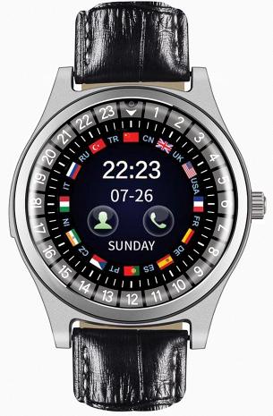 Часы Smart Watch R68 Silver Гарантия 1 месяц