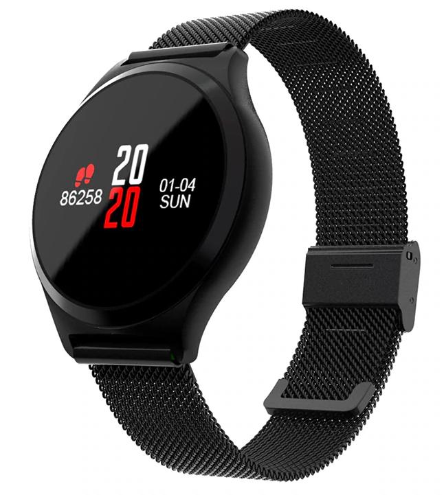 Часы Smart Watch Y7 Black Гарантия 1 месяц