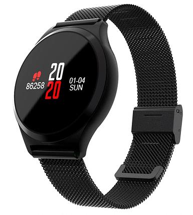Часы Smart Watch Y7 Black Гарантия 1 месяц, фото 2