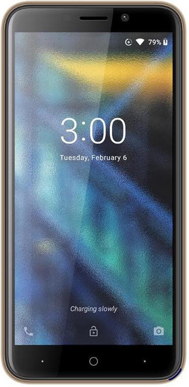 Смартфон Doogee X50 1/8 GB Gold Гарантия 3 месяца / 12 месяцев