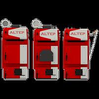 Котёл твердотопливный Альтеп TRIO UNI PLUS 14 кВт 75л. стандарт