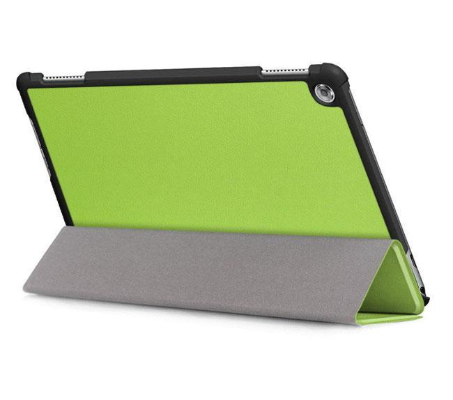 Чехол Primo для планшета HUAWEI MediaPad M5 Lite 10 (BAH2-L09 / BAH2-W19) Slim - Green