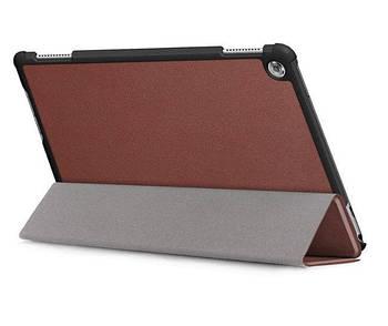 Чехол Primo для планшета HUAWEI MediaPad M5 Lite 10 (BAH2-L09 / BAH2-W19) Slim - Brown