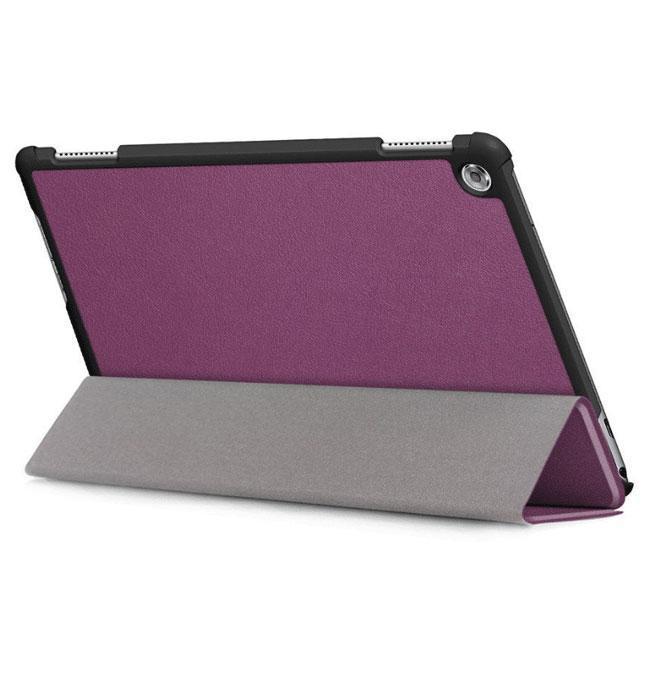 Чехол Primo для планшета HUAWEI MediaPad M5 Lite 10 (BAH2-L09 / BAH2-W19) Slim - Purple