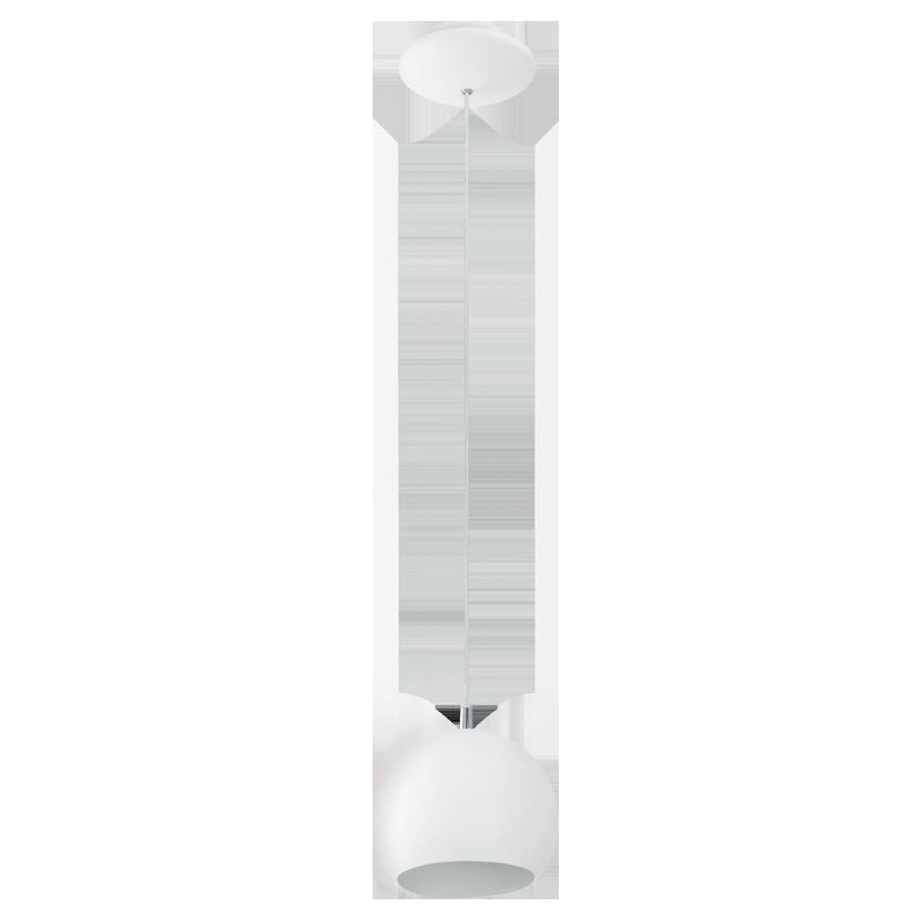 Подвесной светильник 92357 EGLO Petto 1х50Вт GU10 белый