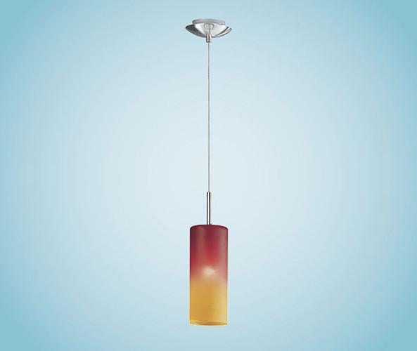 Подвесной светильник 83202 EGLO Troy 1 1х60Вт Е27 металл/цветной