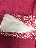 Одеяло из овечьей шерсти открытое «Лери Макс» 150*210см 380грн.