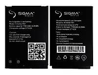 Аккумулятор для Sigma X-treme IP67 / IT67 Dual SIM оригинал