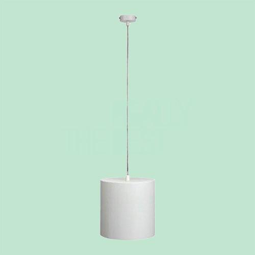 Светильник подвесной Markslojd  Bas 105283 1х60Вт E27 белый/металл