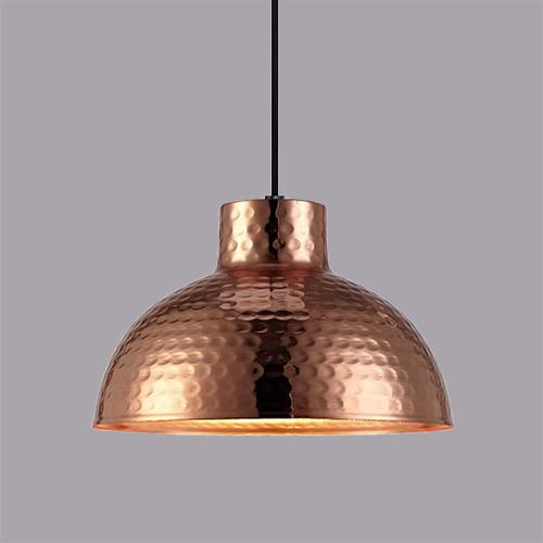 Подвесной светильник  Markslojd Hammer 106112 1х60Вт E27 металл/бронза