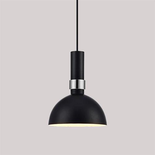 Подвесной светильник Markslojd Larry 106861 1х60Вт E27 черный/металл