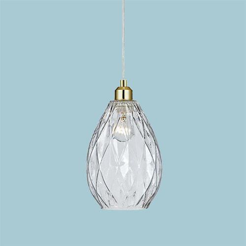 Подвесной светильник  Markslojd Vogue 106789 1х60Вт E27 металл/золото