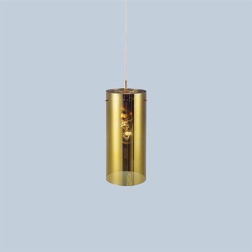 Подвесной светильник  Markslojd Storm 106070 1х40Вт E27 золото/металл