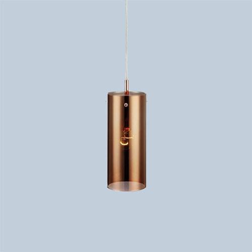 Подвесной светильник  Markslojd Storm 106068 1х25Вт E14 металл/бронза