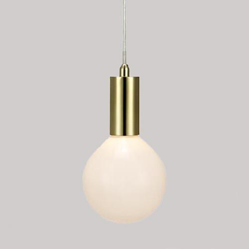 Подвесной светильник  Markslojd History 105783 1х28Вт G9 золотой/металл
