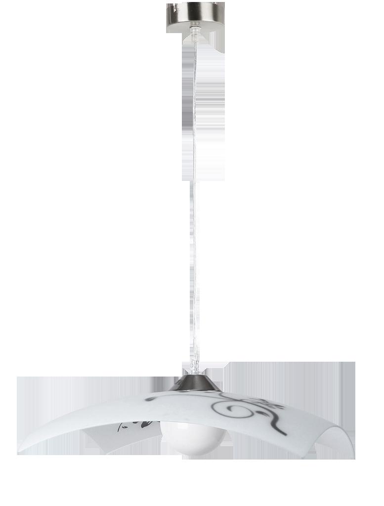 Светильник подвесной Rabalux Blossom 3894 1х60Вт E27 цветной/металл