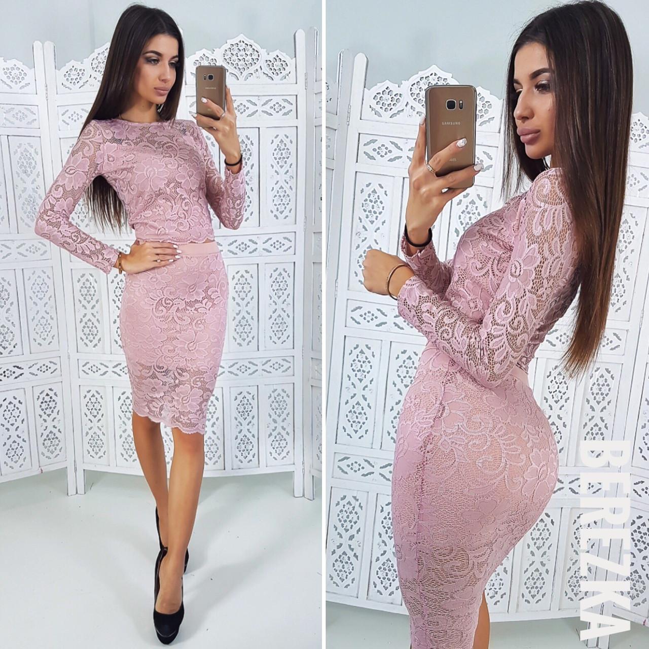 Стильное платье  № 12