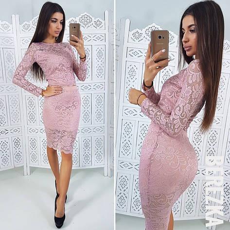 Стильное платье  № 12, фото 2