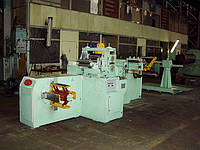 Slitting line machine, фото 1